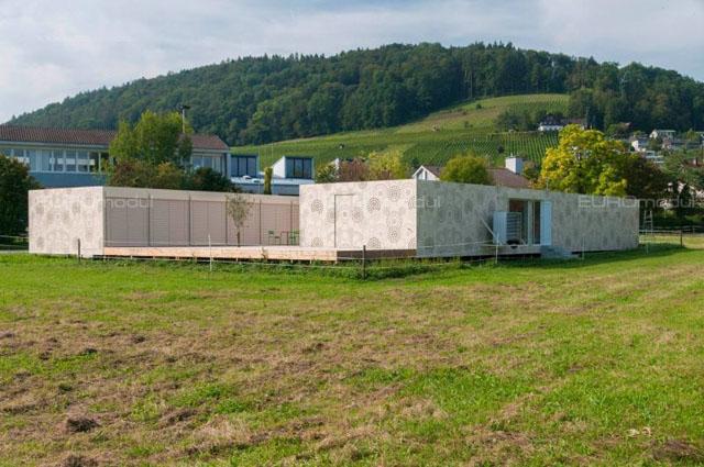 Modularni vrtić u Švajcarskoj