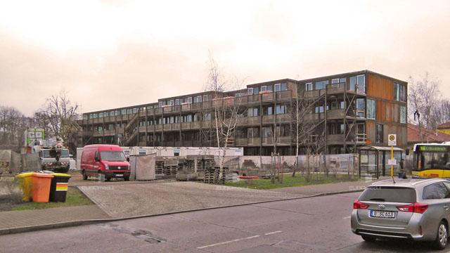 Modularni studenstki dom u Berlinu