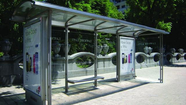 Autobusko stajališe Beograd