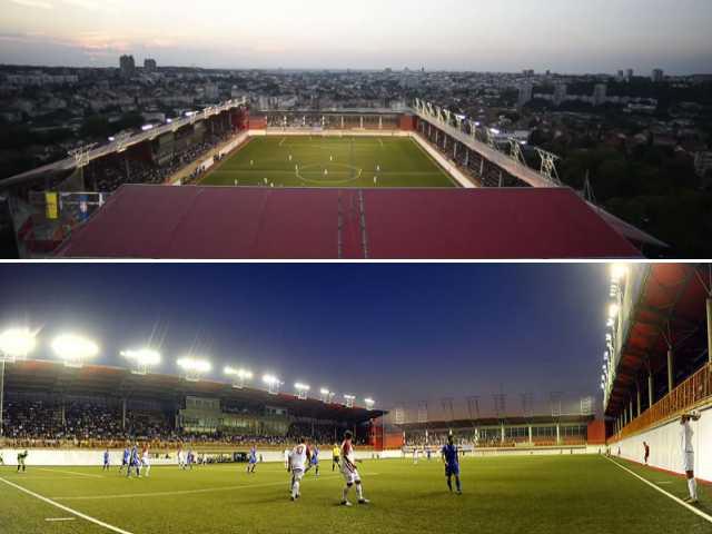 Stadion Voždovac, Beograd