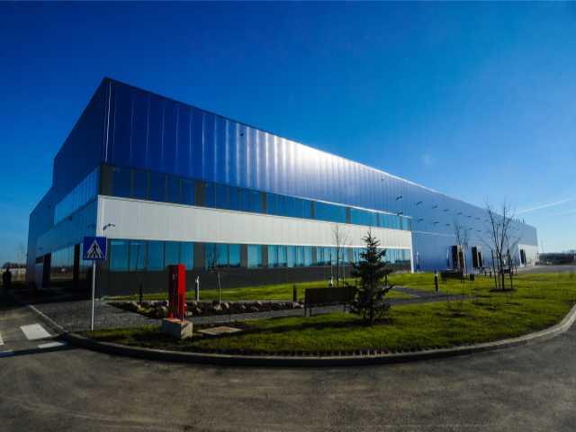 """""""Atlantic Group"""", Nova Gradiška (Hrvatska) - proizvodnja energetskih pločica - Površina na kojoj se proizvodna hala prostire je 7000m2"""