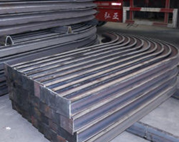 Remenate od čeličnog profila - Steel-Arches