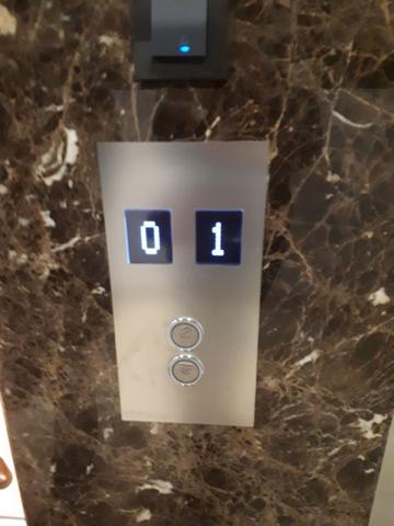 Liftovi u stambenim zgradama - Kapija Vračara, detalj