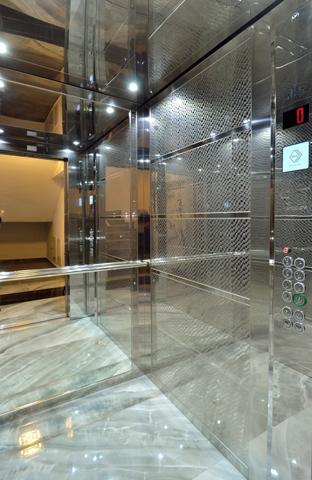 Liftovi u stambenim zgradama - Kabina, detalji