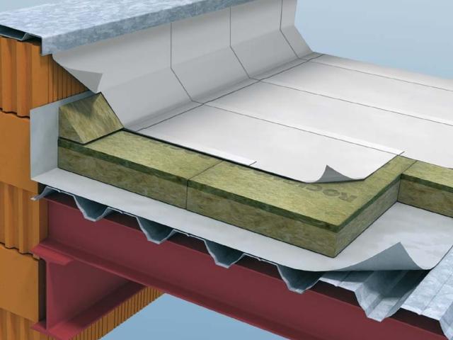 Ravni krov - dvoslojne gustine - Monrock Energy, Durock Energy, Hardrock II, Hardrock Energy