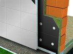 Ventilisana fasada - jednoslojne gustine s flisom - Airrock HD FB-FW1, Airrock LD FB-FW, Airrock ND FB-FW1, Airrock XD FB-FW1