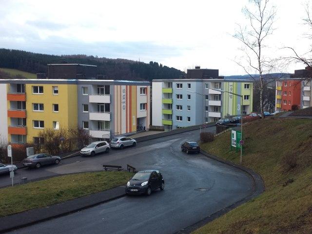 Stambeno naselje, Siegen (Nemačka)
