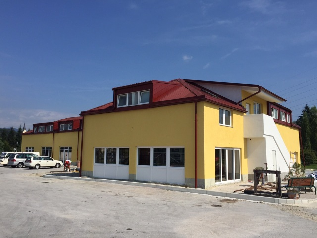 Poslovni objekat, Vojnik (Slovenija)