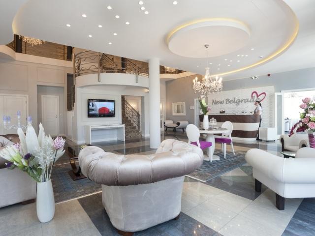 "Hotel ""New Belgrade"""