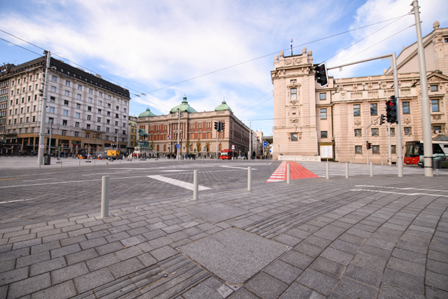 Trg Republike, Beograd