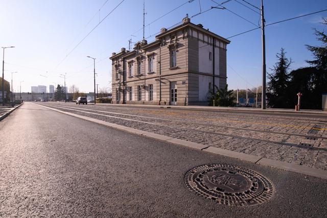 Karađorđeva ulica, Beograd
