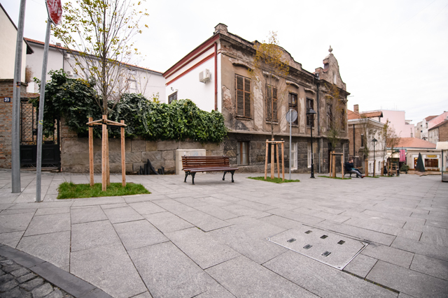 Simina ulica, Beograd