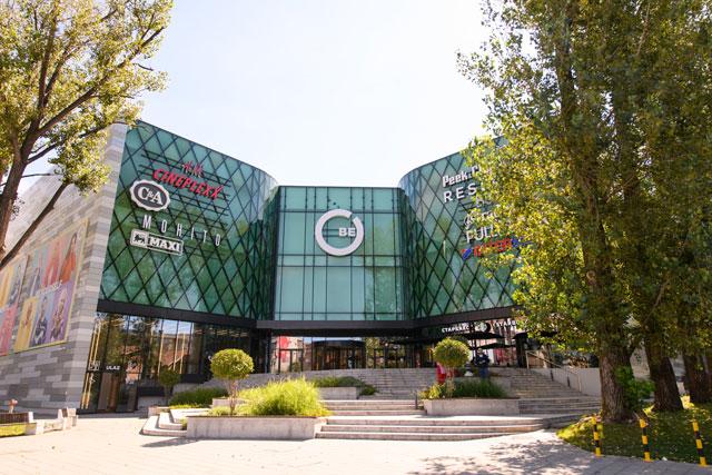 BEO Shopping centar, Beograd
