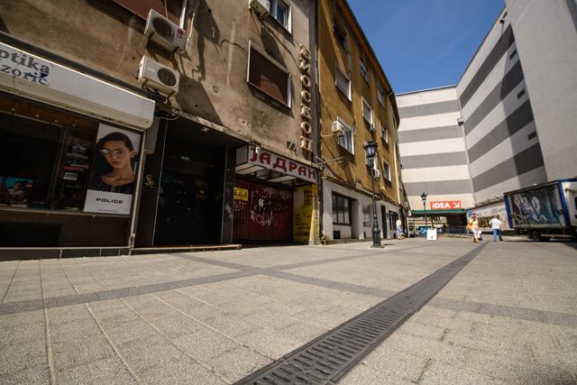 Poštanska ulica, Novi Sad