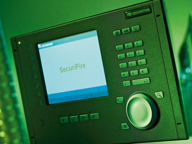 SecuriFire sistem za dojavu požara