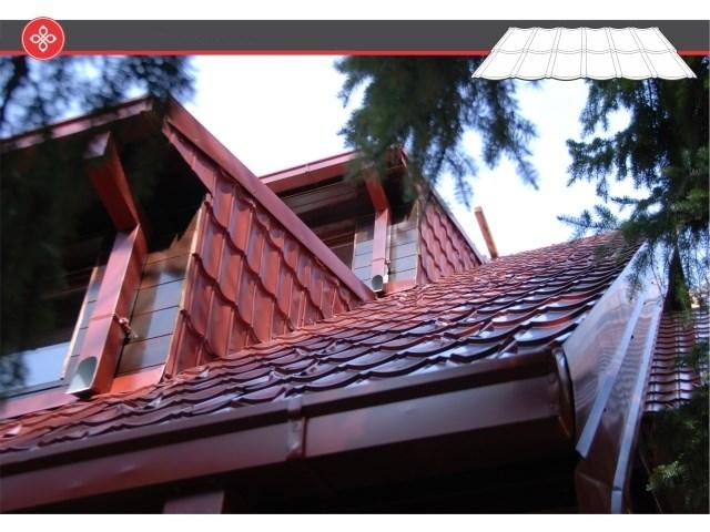 Pan krovni limovi u obliku crepa - Kombinuju tradicionalni izgled glinenih crepova sa svim prednostima savremenih materijala. Dizajnirani da podsećaju na kontinental ili mediteran crep, otporni su na UV zračenja i do 10 puta lakši u odnosu na klasični keramički crep. Razlikuju se dva modela Pan-C15 i Pan-C40 i mogu biti izrađeni od aluminijumskih ili čeličnih limova, u mat ili standardnim bojama RAL karte u dužinama prema zahtevu kupca.