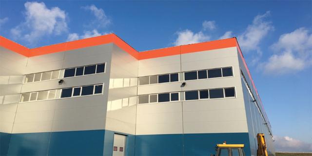 Logistički centar za kompaniju Proteam u Dobanovcima