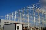 Distributivni centar komapnije ERG, Šimanovci, površina: 3300m²