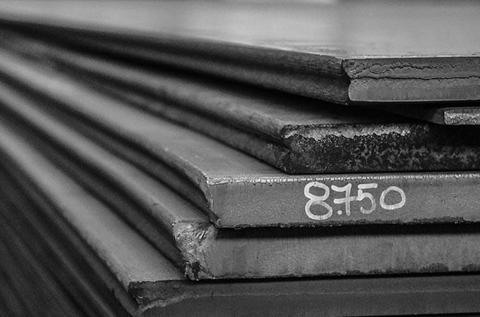Toplo-valjani debeli lim - Konstrukcioni lim