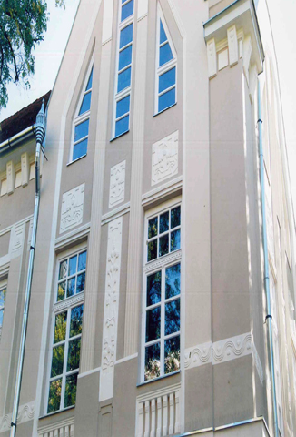 Muzička škola Subotica-Zamena krovnih prozora i sanacija fasade