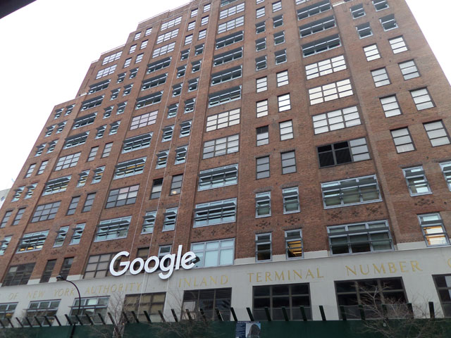 Google Office Building u Njujorku
