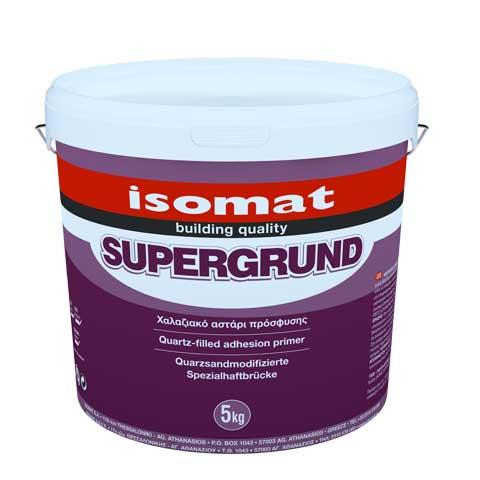 ISOMAT-Supergrund - Adhezioni prajmer za ohrapljivanje glatkih i neupijajućih površina