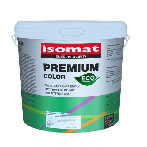 ISOMAT-Premium color eco - Visokokvalitetna emulziona boja za unutrašnju upotrebu
