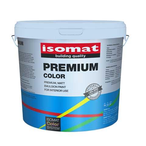 ISOMAT-Premium color - Profesionalna emulziona boja za unutrašnju upotrebu
