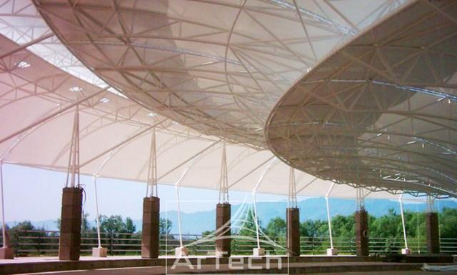 Nadstrešnica Skadarsko jezero,  2006.