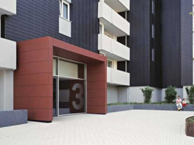 Eternit fasadne ploče za ventilisane fasade