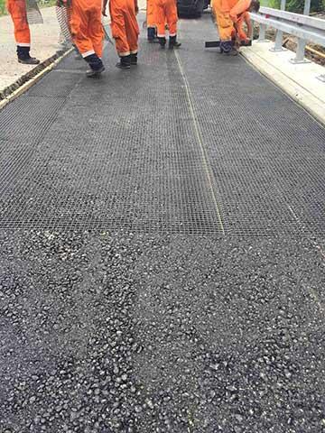 Adfors GlasGrid - armaturne mreže za asfalt