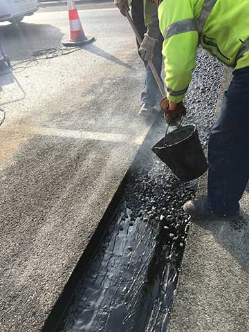 Prismo Thormajoint - asfaltna dilatacija