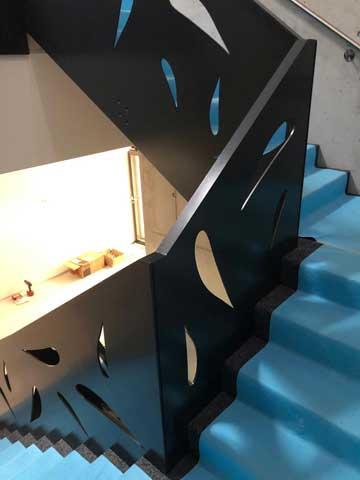 Gelenderi - stepenišni, balkonski i francuski