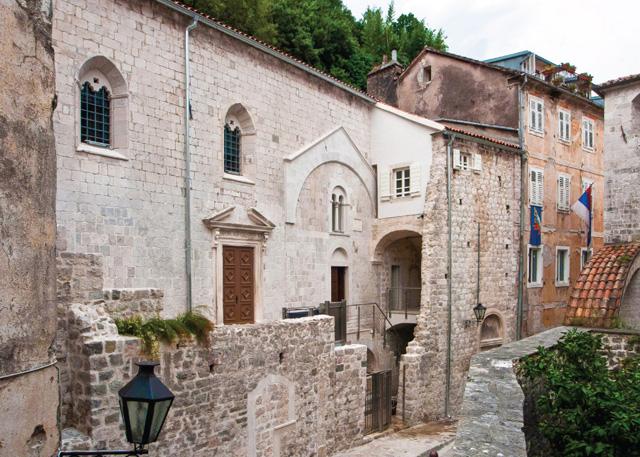 Crkva Sv. Pavla, Kotor - Izrada enterijera i spoljno uređenje crkve, 2014.