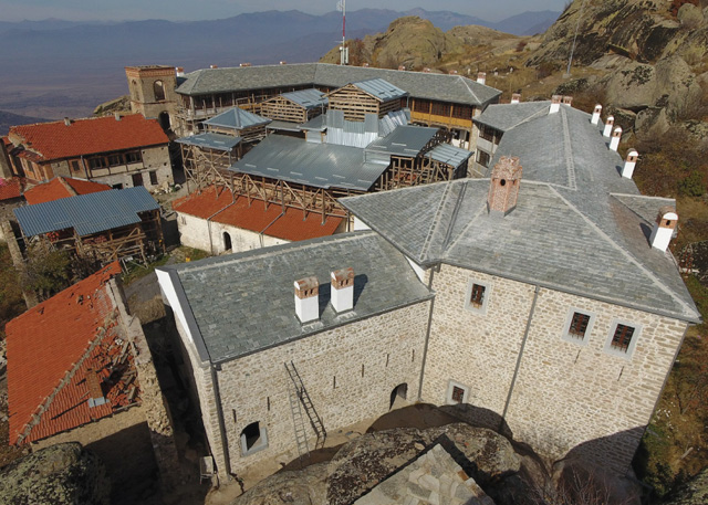 Manastir Treskavec, Prilep - Konzervacija, restauracija i rekonstrukcija konaka manastira, 2019.
