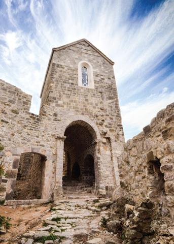 Crkva Sv. Katarine, Stari Bar - Konzervacija, restauracija i rekonstrukcija, 2018.