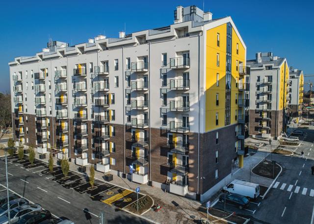 """Zemunske kapije"", Zemun - Projektovanje i izgradnja stambenog kompleksa, 2018."