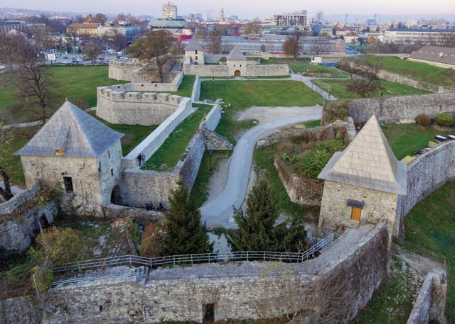 Tvrđava Kastel, Banja Luka - Rekonstrukcija i revitalizacija tvrđave, 2016.