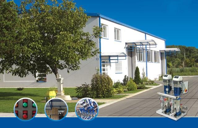 Binemikom - servisira pumpe proizvođača koje zastupa kao i pumpe drugih proizvođača. Vrši montažu postrojenja za protivpožarnu zaštitu i povišenje pritiska u hidrantskoj i sanitarnoj mreži.