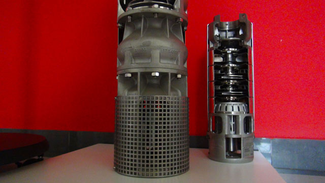 Binemikom pumpe - servisiranje pumpi sa originalnim rezervnim delovima, u modernom i po svetskim standardima opremljenom servisu u okviru firme.