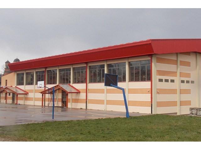 Sportska hala, Kosjerić