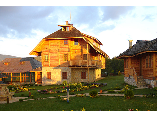 Etno selo Vraneša, Kokin Brod