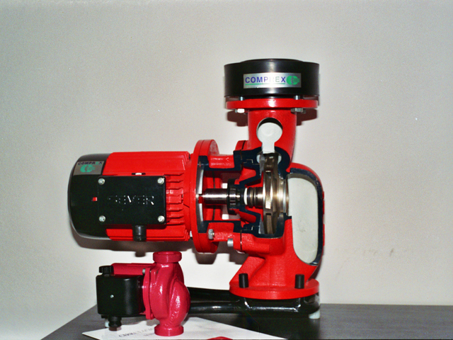 Cirkulacione inlajn pumpe