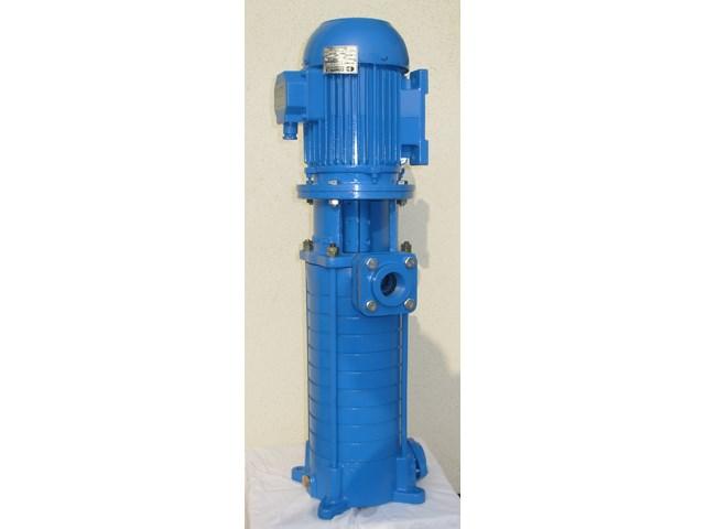 Vertikalna višestepena pumpa