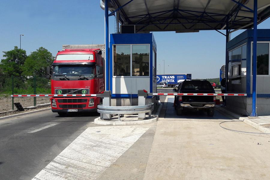 Izvedeni radovi - Granični prelaz Batrovci, Srbija