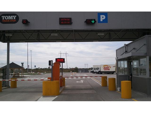 Izvedeni radovi - TOMY TRUCK STOP, največe parkiralište za kamione na Balkanu, Srbija