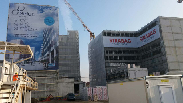 Sirius Strabag-Beograd