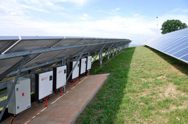 Nosači za solarne panele
