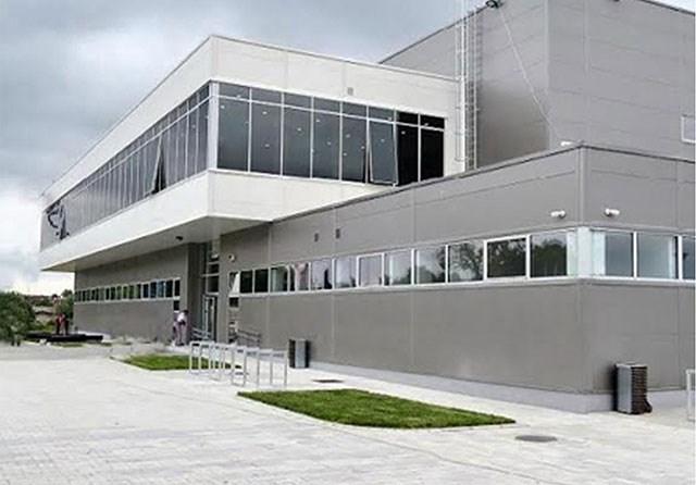 Zatvoreni bazen u Šapcu - Površina: P=6.000,00m2