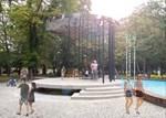 """Rekonstrukcija delova """"Velikog parka"""", Šabac - Površina: P=2.200,00 m2"""